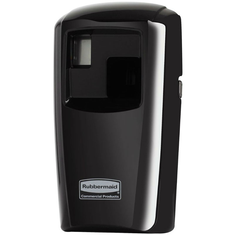 Rubbermaid 1793531 Microburst 3000  Dispenser - Black