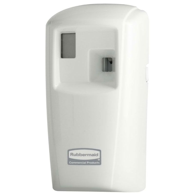 Rubbermaid 1793532  LCD Aerosol Dispenser, White