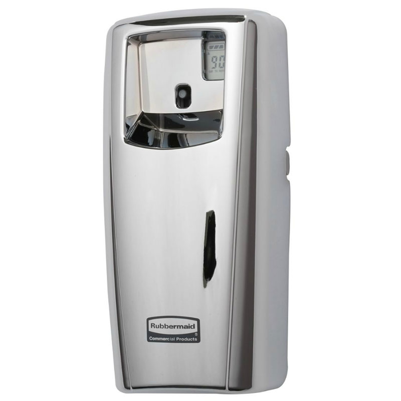 Rubbermaid 1793536 Microburst 9000  Dispensing System - Chrome