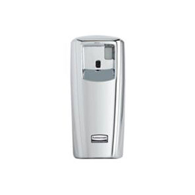 Rubbermaid 1793539 Standard Aerosol Dispenser - Chrome