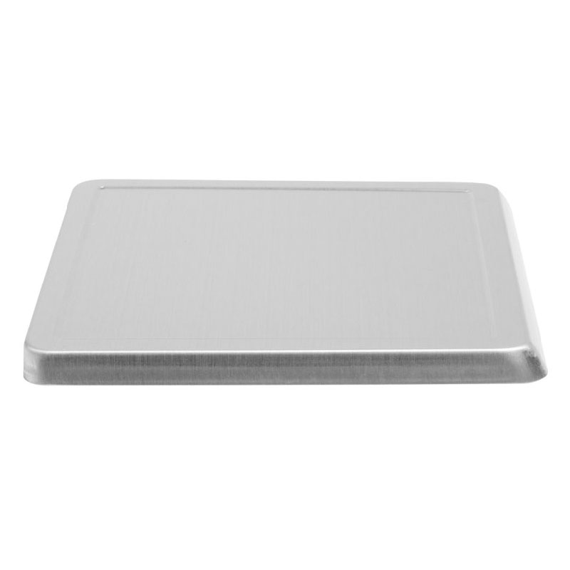 Rubbermaid 1812616 Portion Scale Platform Replacement - Stainless