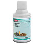 Rubbermaid 1836137 Standard Aerosol Refill - Relaxing Spa Fragrance