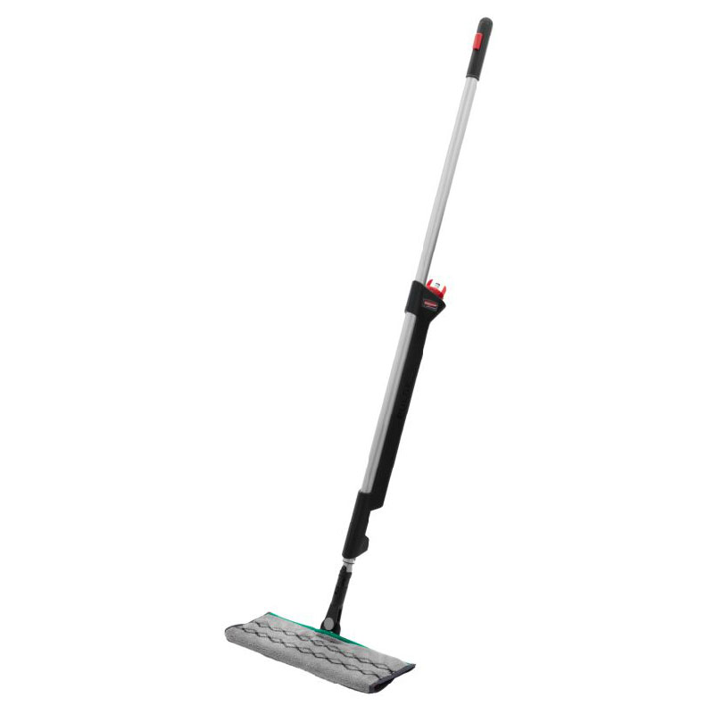 Rubbermaid 1863885 Executive Pulse Microfiber Spray Mop - Double-Sided Flat
