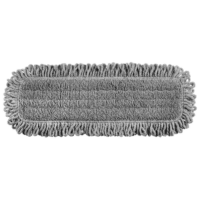 Rubbermaid 1867397 Executive Pulse Multi-Purpose Microfiber Dust Mop - Single-Sided Flat