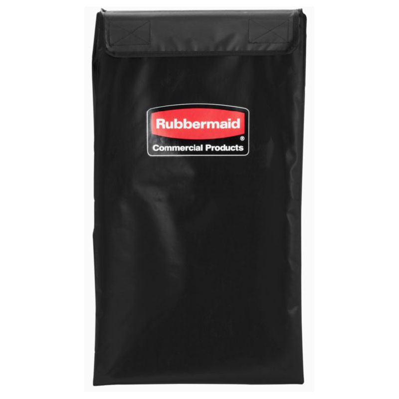 Rubbermaid 1881782 4-Bushel Collapsible Bag - X-Cart