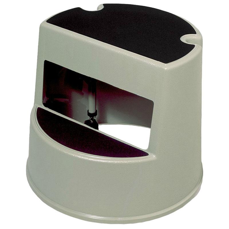 "Rubbermaid FG252300BEIG 16"" Stepstool - 350-lb Capacity, Plastic, Beige"