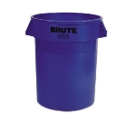 Rubbermaid FG263200BLUE 32-gal ProSave BRUTE Container - Blue