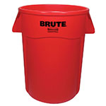 Rubbermaid FG264360RED 44-gal BRUTE Utility Container - Red