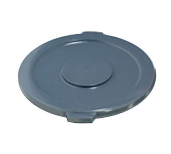 "Rubbermaid FG261960GRAY 19-7/8"" BRUTE Container Lid - Gray"