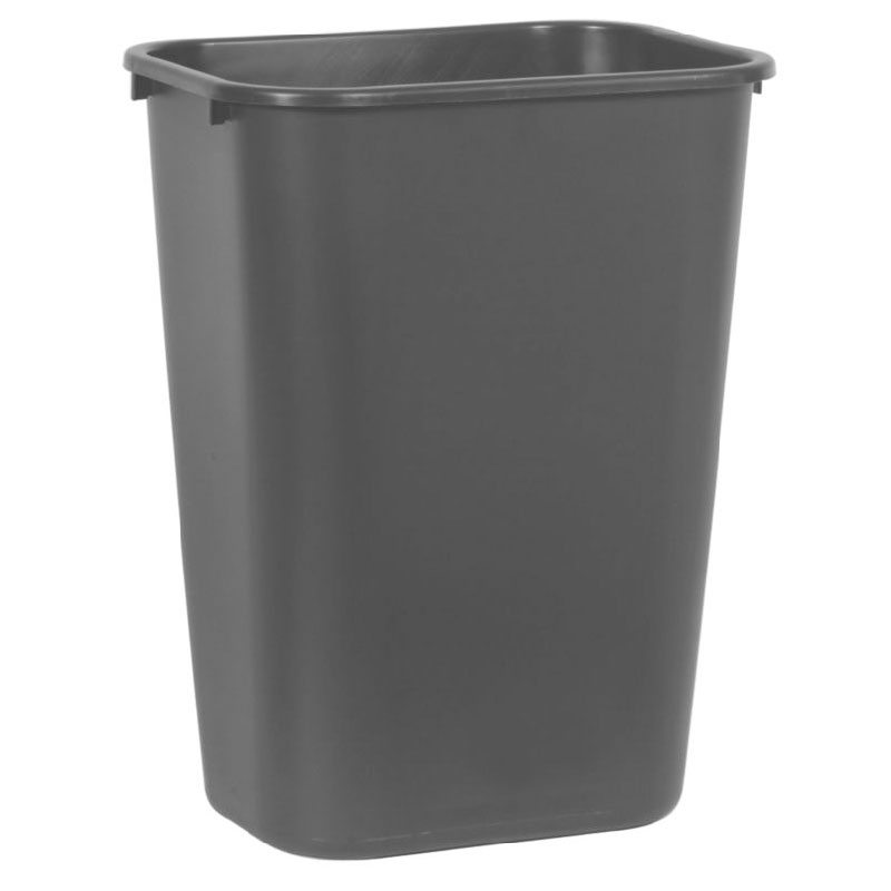 Rubbermaid FG295700BLA 10.3-gal Multiple Material Recycle Bin - Indoor