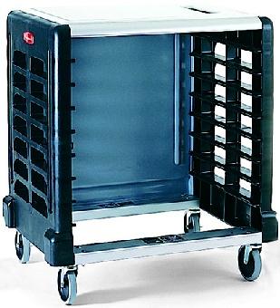 "Rubbermaid FG331600BLA Max System Prep Cart - Cutting Board, 31-3/4x23-3/4x36-1/8"" Black"