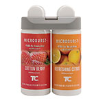 Rubbermaid 3485952 Microburst Duet Refill - Berry/Refreshing Citrus