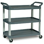 Rubbermaid FG409100GRAY