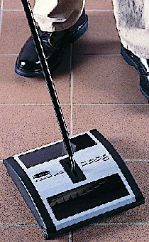 Rubbermaid FG421588BLA Executive Dual-Action Brushless Mechanical Sweeper