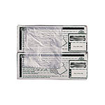 Rubbermaid FG500888CLR 44-50-gal Tuffmade Polyliner Bags - Clear