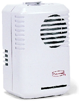 Rubbermaid FG9C90000000 SeBreeze Portable Fan System - Wall or Surface Mount