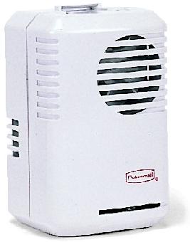 Rubbermaid FG9C90000000 SeBreeze Portable Fan System - Wall or Surface Mount