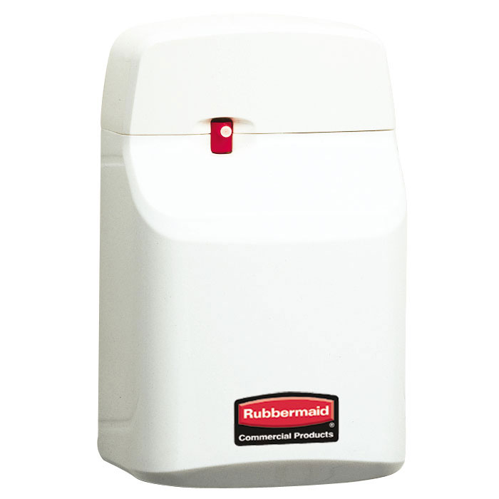 Rubbermaid FG513700OWHT SeBreeze Economy Aerosol Odor Control Unit - Off-White