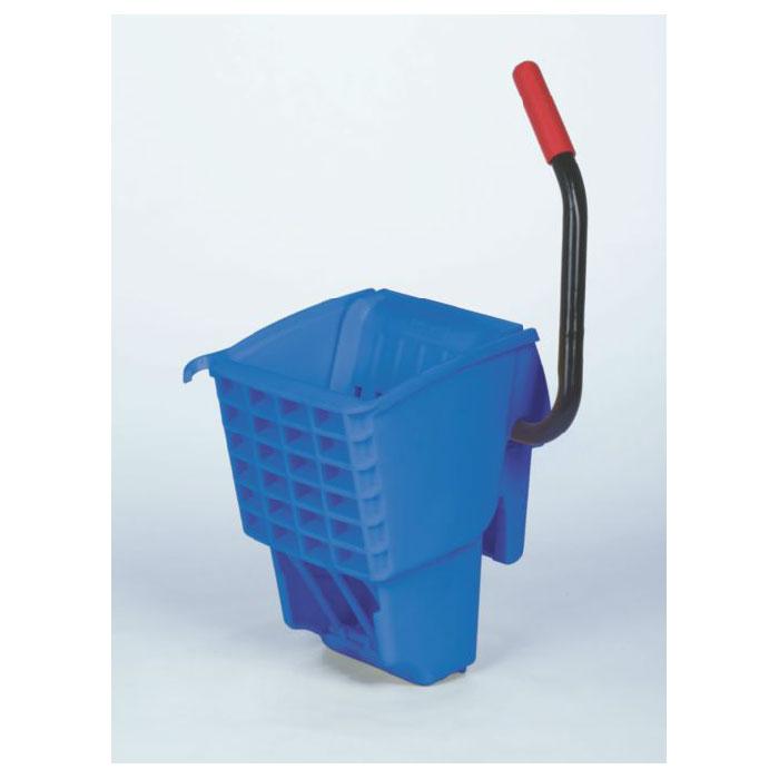Rubbermaid FG612788BLUE WaveBrake Wringer - 12-32-oz Mop Capacity, Side Press, Blue