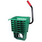 Rubbermaid FG612788GRN WaveBrake Wringer - 12-32-oz Mop Capacity, Side Press, Green