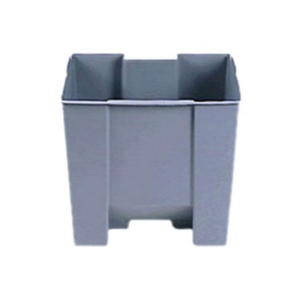 Rubbermaid FG624500GRAY 15-gal Step-On Container Rigid Liner - Gray