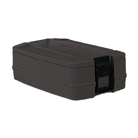 Rubbermaid FG940600BLA CaterMax 25 Insulated Carrier - Single Pan, Black