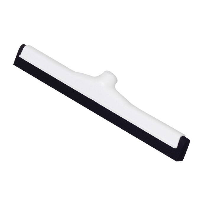 "Rubbermaid FG9C4100BLA 18"" Professional Floor Squeegee - Black"