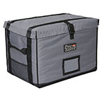 "Rubbermaid FG9F1600CGRAY ProServe Insulated Carrier - 28x19-1/4x19-1/2"" Cool Gray"