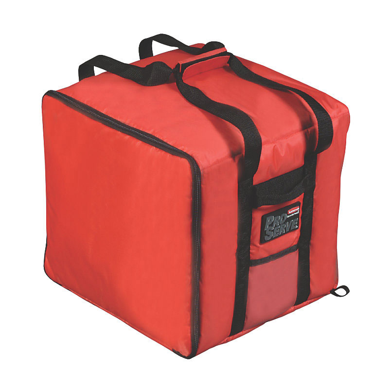 Rubbermaid FG9F3900RED ProServe Pizza Catering Bag - 19-3...