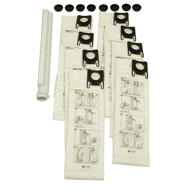 Rubbermaid FG9VMHHP Replacement HEPA Filter Kit