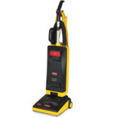 """Rubbermaid FG9VPH120000 12"""" Executive Power Height Upright Vacuum"""