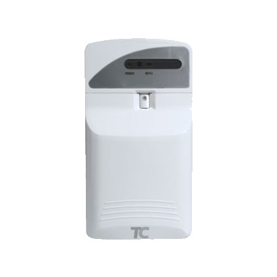 Rubbermaid FG400695 AutoFresh Pump LED Dispenser, White