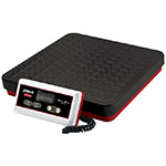 Rubbermaid FG401088 Pelouze Digital Receiving Scale - 150-lb x 0.2-lb/60-kg x 0.1-kg
