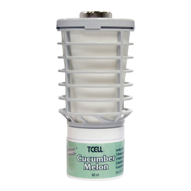 Rubbermaid FG402470 TCell Refill - Cucumber Melon