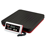 Rubbermaid FG404088 Pelouze Digital Receiving Scale - 400-lb x 0.5-lb/180-kg x 0.2-kg