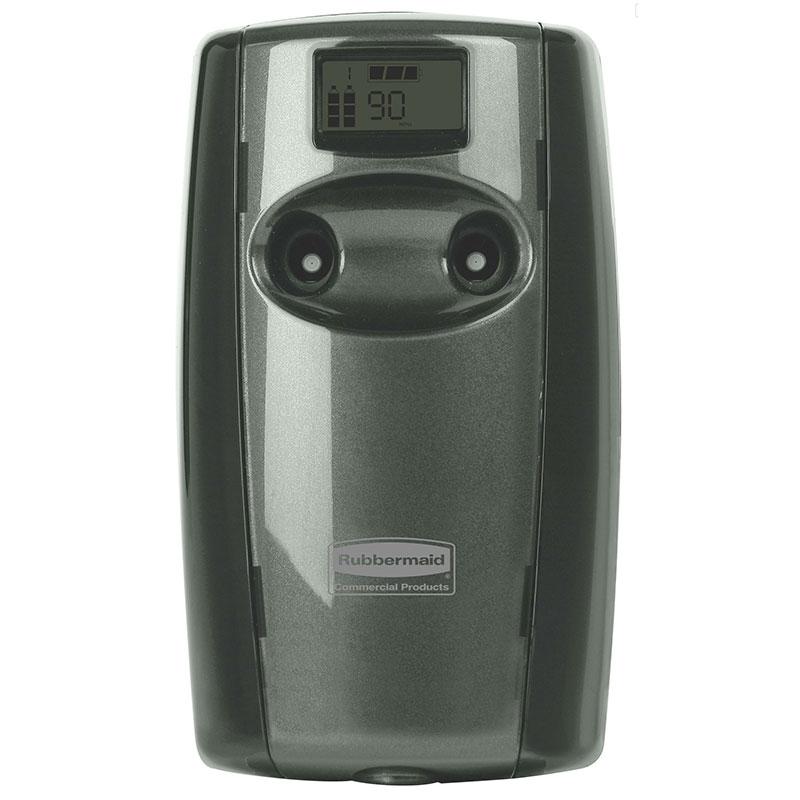 Rubbermaid FG4870002 Microburst Duet Odor Control Dispenser - Black/Black Pearl
