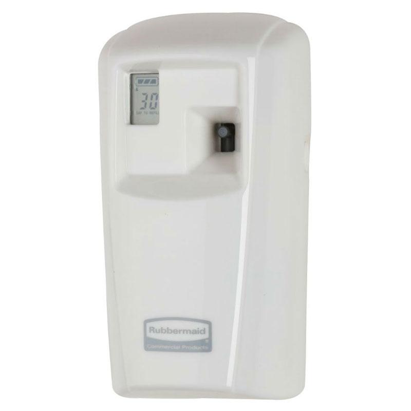 Rubbermaid FG500412A Microburst 3000 Air Neutralizer System - Economizer,  Linen Fresh, White
