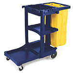 Rubbermaid FG617388 BLUE