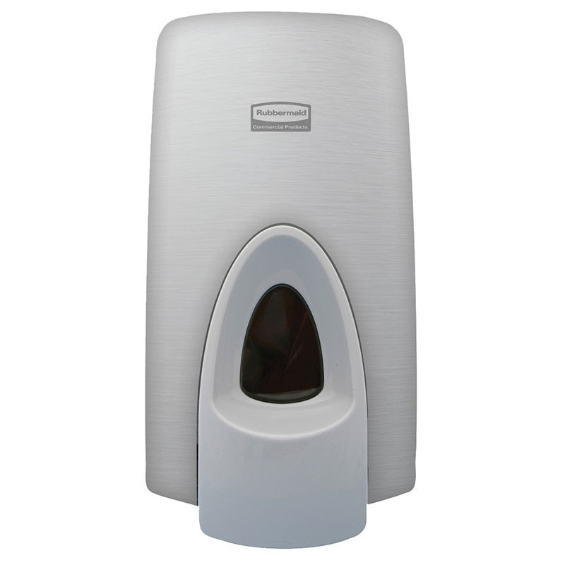Rubbermaid FG750382 Skin Care Dispenser - Wall-Mount, 800/1000-ml, Stainless