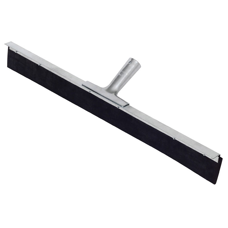 "Rubbermaid FG9C3200 BLA 24"" Traditional Floor Squeegee - 2"" Rubber Blade, Black"