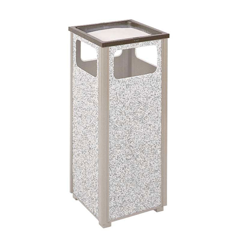 Rubbermaid FGHTA1ABZ Sand Urn Lid - Architectural Bronze