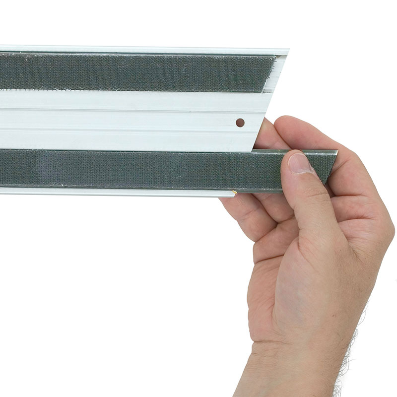 Rubbermaid FGQ57100GY00 24 Quick Connect Squeegee Blade R...