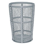 Rubbermaid FGSBR52 45-gal Multiple Materials Recycle Bin - Indoor/Outdoor, Decorative