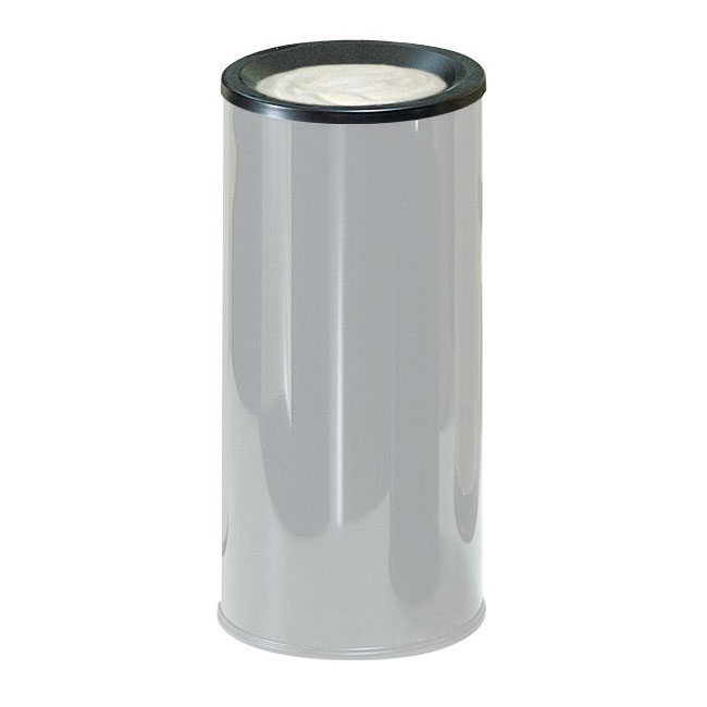 Rubbermaid FGST10MB Trash Can Top Cigarette Receptacle