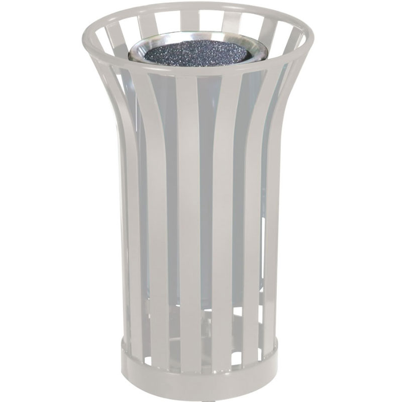 Rubbermaid FGST10SS Trash Can Top Cigarette Receptacle