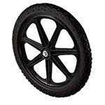 Rubbermaid M1564200 Wheel for 6542 & 5642-61
