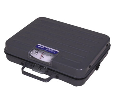 Rubbermaid FGP100S Pelouze Receiving Scale - Dial Type, Low Profile, 100-lb x 1-lb