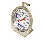 Rubbermaid FGTHO550 Oven Thermometer - Dial Type with Stand, 60  to 580 F Stainless