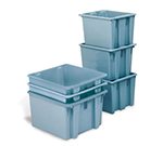 Rubbermaid FG173200GRAY Palletote Box