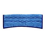 Rubbermaid 1791680 Microfiber Mop Plus Head - Double-Sided, Blue